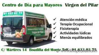 Centro de Día para Mayores - Pozuelo - RESIDENCIA VIRGEN DEL PILAR Descuentos y ofertas en InfoPozuelo.com - InfoPozuelo.com