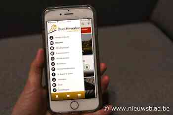 Oud-Heverlee lanceert eigen app