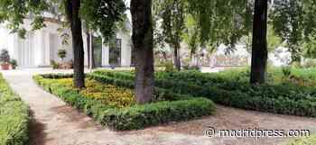 Los Jardines de los Palacios de la Finca Vista Alegre reabren al público en mayo - Madridpress.com