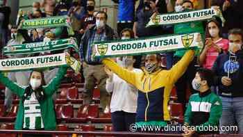 """El Córdoba Futsal, con """"lleno"""" en el Palacio Vista Alegre - Diario Córdoba"""