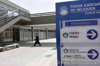Formularon cargos al acusado del homicidio en Vista Alegre - Diario Río Negro