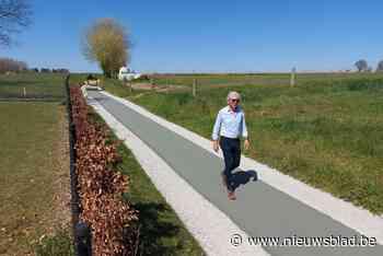"""Gemeentebestuur maakt veldwegen comfortabeler: """"Functionele verbindingswegen voor de fietser"""""""