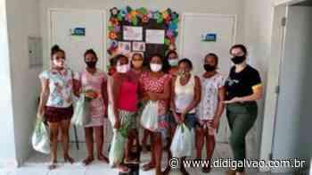 Em Araripina mesmo em meio à pandemia, Programa de Aquisição de Alimentos está beneficiando mais de 800 famílias - Blog do Didi Galvão