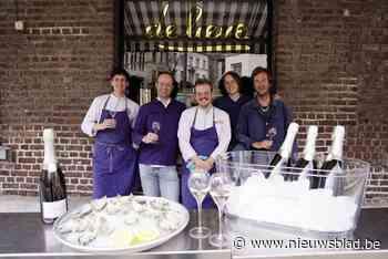 Op het terras tafelen in het Belgische klimaat? Dit eetcafé gooit het over een andere boeg