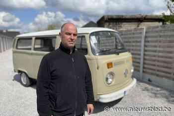 """Wout (49) wordt weer timmerman om toeristisch bedrijfje te redden, maar dan wordt zijn nieuw materiaal gestolen: """"Zoveelste tegenslag in moeilijke coronaperiode"""""""