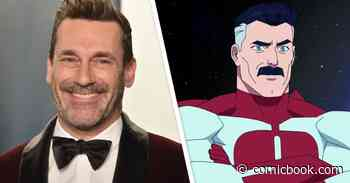 Invincible: Here's What Jon Hamm Could Look Like as Omni-Man - ComicBook.com