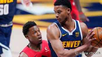 Nuggets outlast Raptors in continuation of winning ways minus Jamal Murray