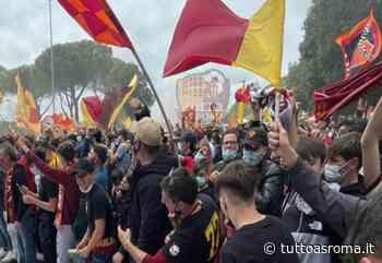 """AS ROMA Carica la squadra: """"La forza del branco è il lupo, la forza del lupo è il branco"""" (SOCIAL) - Tuttoasroma.it"""