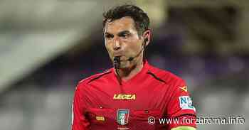 Sampdoria-Roma, arbitra Sacchi. Al Var Irrati - ForzaRoma.info