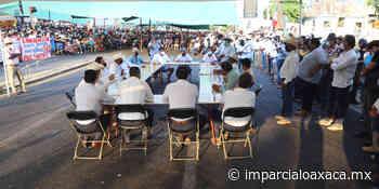 Tras mesa de diálogo, levantan bloqueo en Puerto Escondido - El Imparcial de Oaxaca