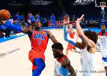 Game Recap: Thunder 95, Pelicans 109