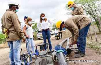 Corregimientos de Sabanalarga tendrán agua potable - El Heraldo (Colombia)