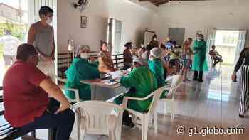 Aracati, no Ceará, avança para a 3ª fase da vacinação contra Covid-19 - G1