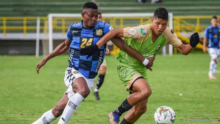 Boyacá Chicó empata con Jaguares y desciende a la B - AS Colombia