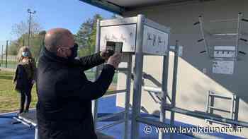 précédent Caudry : une aire de fitness connectée a ouvert au complexe Sandras - La Voix du Nord