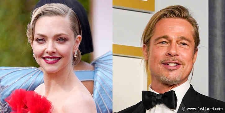 Amanda Seyfried Thanks Brad Pitt for Pronouncing Her Name Correctly at Oscars 2021!