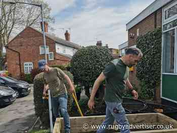 Residents come together to build community garden in Dunchurch - and they would love you to join them - Rugby Advertiser