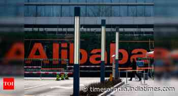 'Alibaba freezes exec pay rise amid China's crackdown'