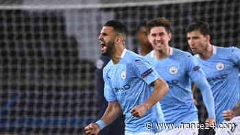 Ligue des champions : Riyad Mahrez, l'enfant de Sarcelles qui a refroidi le PSG - FRANCE 24