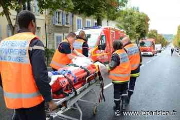 Sarcelles : un conducteur percute volontairement un scooter, deux blessés graves - Le Parisien