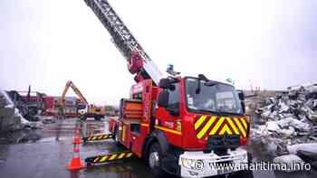 Gignac. Retour sur l'incendie industriel en images - Gignac la Nerthe - Faits-divers - Maritima.info