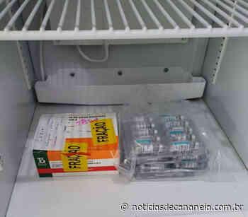 Cajati recebe mais 420 doses de vacinas contra a Covid-19 - Noticia de Cananéia