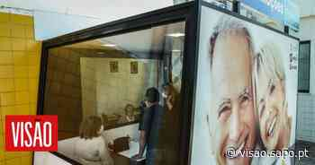 """Covid-19: Lar no Montijo regista """"mais de 2.200 visitas"""" através da 'Box' das Emoções - Visão"""