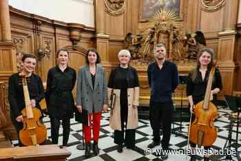 Klassieke CD in première in kapel Mariadal