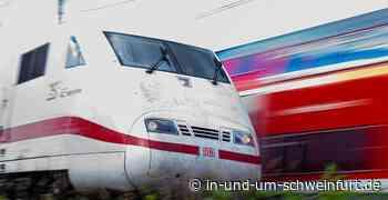 DB erneuert 30 Kilometer Oberleitung zwischen Iphofen und Dettelbach und investiert rund 25 Millionen Euro - inUNDumSCHWEINFURT_DE