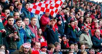 European football reacts to Aberdeen season ticket video as fans make 'fly to Scotland' pledge - Daily Record