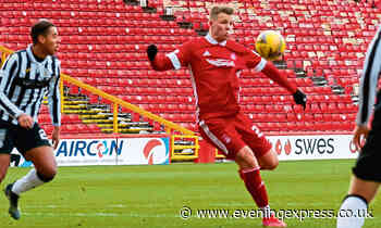 ANALYSIS: Aberdeen in danger of worst ever league goal return for a season in club's 118-year history - Evening Express - Aberdeen Evening Express