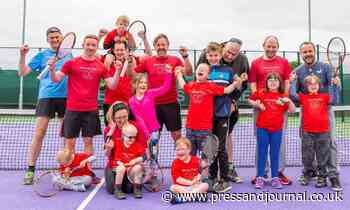 Aberdeen tennis project scoops national award for making game more accessible - Press and Journal