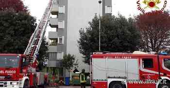 Incendio a Fontanafredda, intossicata una donna - Il Friuli