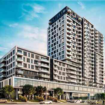 LSR GesDev, Fonds to build NOVIA tower in Longueuil | RENX - Real Estate News EXchange