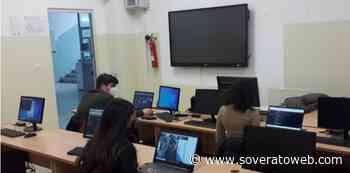 Gli studenti dell'IIS Ferrari di Chiaravalle partecipano ad un incontro del Parlamento Europeo Giovani - Soverato Web