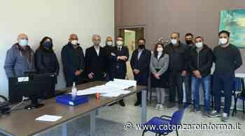 Consegnati i lavori al liceo scientifico e all'istituto Ipsar di Chiaravalle - CatanzaroInforma - CatanzaroInforma