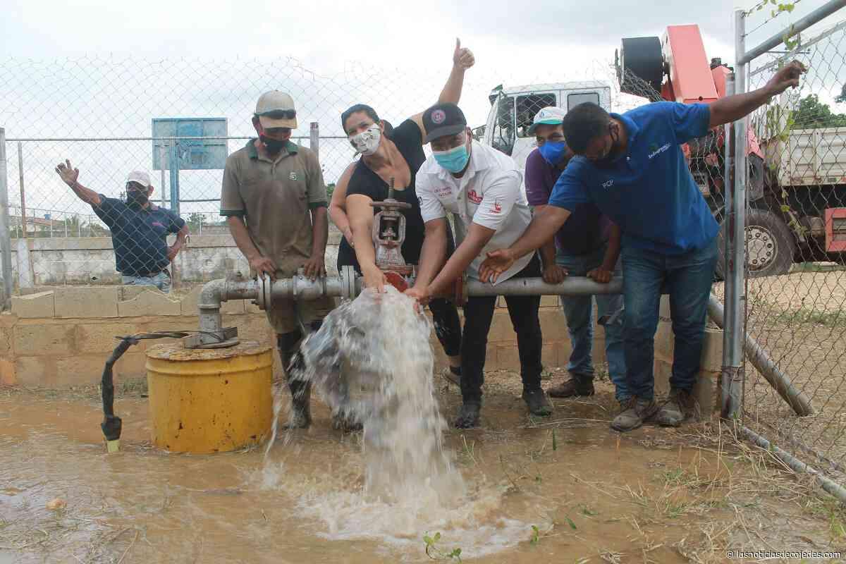Restaurado servicio de agua potable para Guayabito y El Bosque en Tinaquillo - Las Noticias de Cojedes