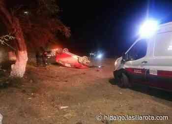 Muere hombre en accidente vial en carretera de Mixquiahuala - La Silla Rota