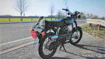 Moped S 51 in Heiligenstadt gestohlen - Ostthüringer Zeitung