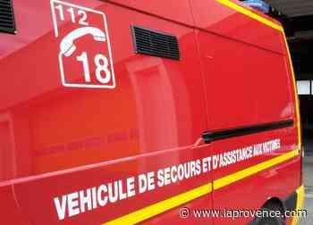 Marignane : 200 m³ de ferrailles partent en fumée dans un entrepôt - La Provence
