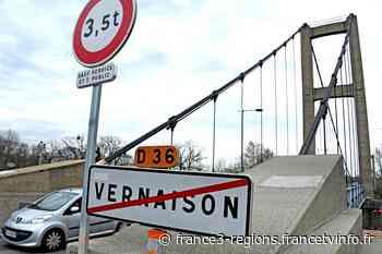Vernaison (Rhône) : le pont de la discorde entre les maires et la majorité écologiste du Grand Lyon - France 3 Régions