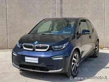 Vendo BMW i3 i3 120 Ah Advantage usata a Bressanone/Brixen, Bolzano (codice 8960039) - Automoto.it