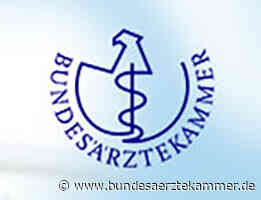 Rheinland-Pfalz: Landesärztekammer kritisiert Pläne zur Zerschlagung der Führungsstrukturen des Sanitätsdienstes der Bundeswehr