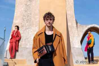 La moda catalana se luce en La Pedrera, escenario del 080 - EL PAÍS