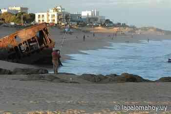 Vecinos de La Pedrera harán un sendero interpretativo para acceder a la playa del barco - Adriana Pugliese