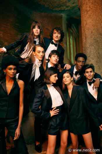 Avellaneda SS21 en la Pedrera de Gaudi con 080 Barcelona Fashion - Neo2 Magazine