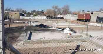 Justiniano Posse: construyen 40 casas para familias vulnerables | Ciudadanos - La Voz del Interior