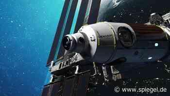 Raumfahrt-Tourismus: Willkommen im ersten Weltraumhotel - DER SPIEGEL