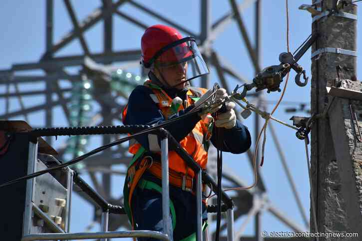 Electricians are among the most in-demand professions of 2021
