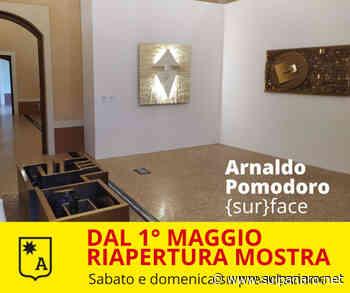 Soliera, dal 1°maggio riapre la mostra di Arnaldo Pomodoro - SulPanaro